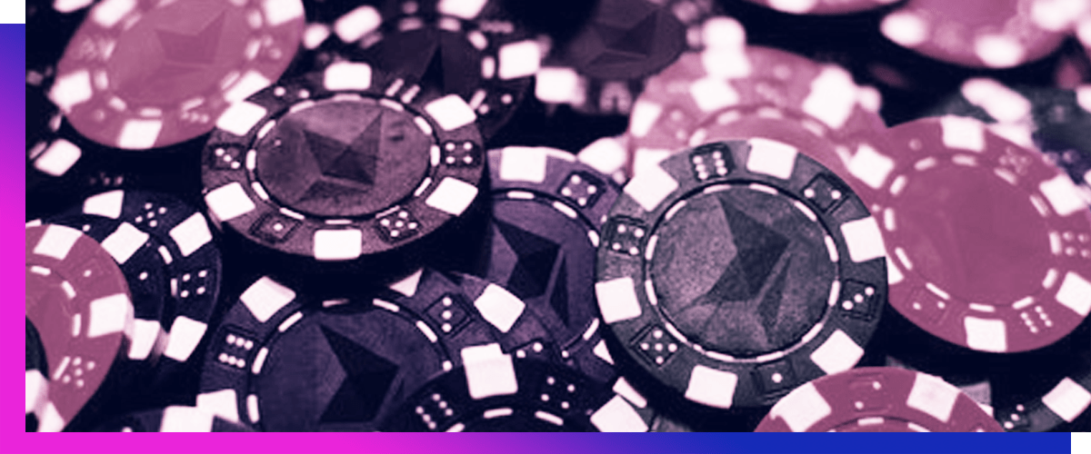 Ethereum Poker Chip