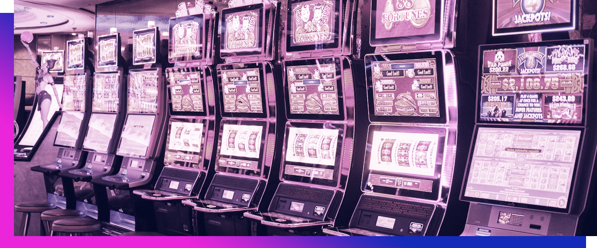 Ethereum slot machines: Taking fairness to a whole new level